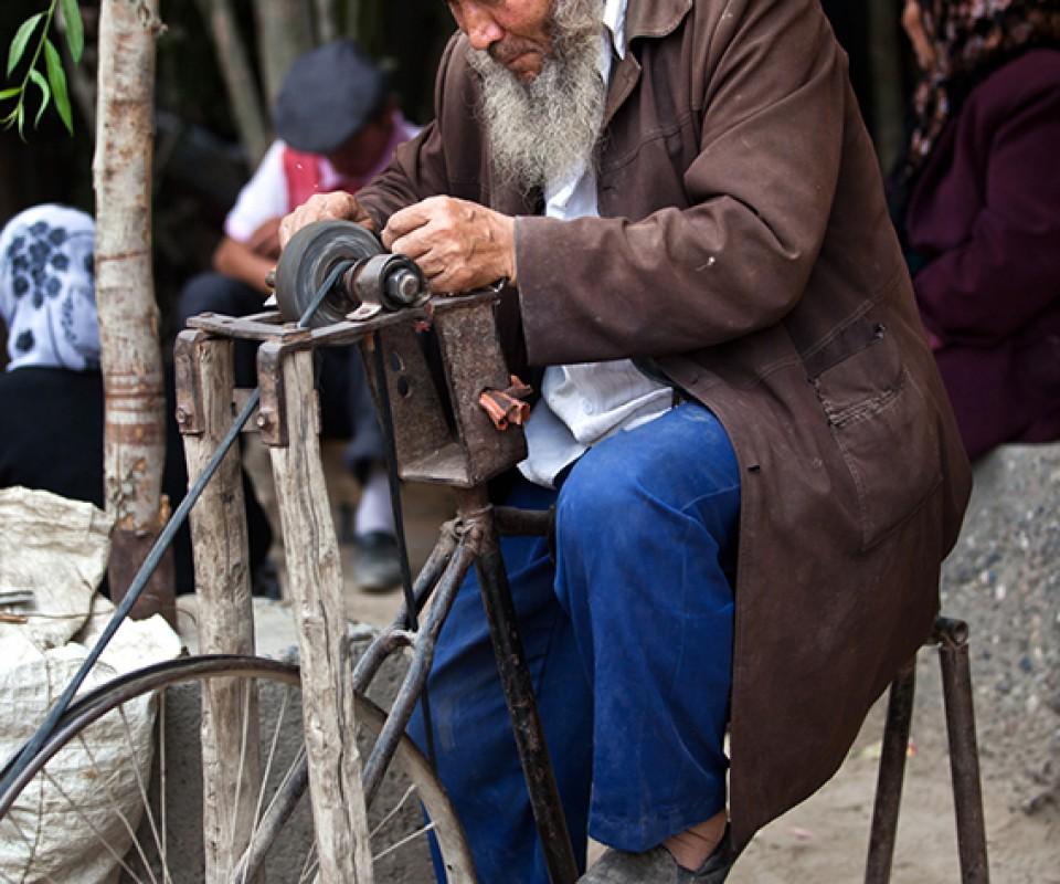 """מגזין """"עולם הצילום"""" – דרך המשי בסין"""
