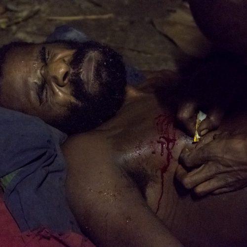 סידרה – טכס חניכה בקרב שבטי התנין