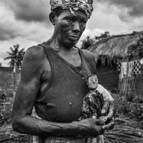 חיי הנצח של התאומים בדת הוודו