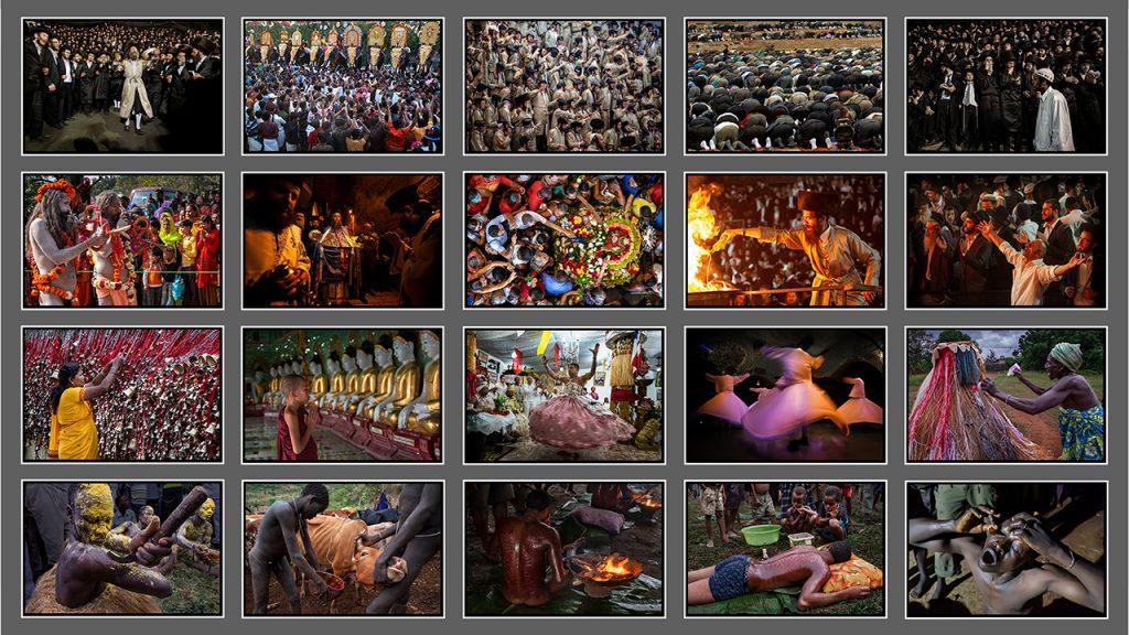 International Religious Rites and Ceremonies