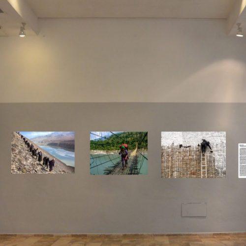 תערוכה – רוח מעל הגשר
